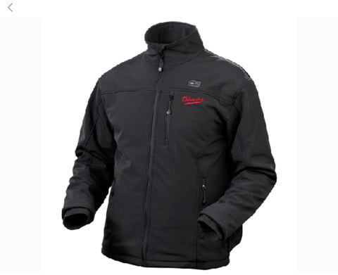 MILWAUKEE 12volt HEATED JACKET
