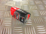 MILWAUKEE 12V  BATTERY 2.0ah BATTERY