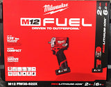 "MILWAUKEE 3/8"" STUBBY 12V IMPACT WRENCH"