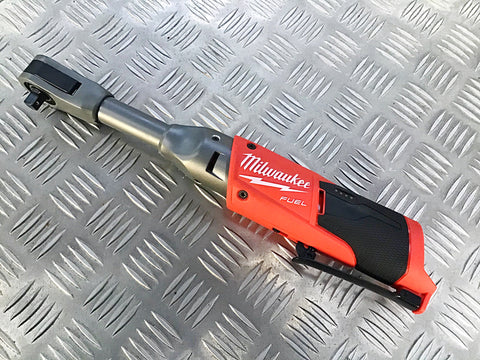 "MILWAUKEE 12volt EXTENDED RATCHET 3/8"" DRIVE"