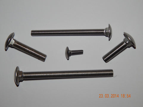 SETSCREWS STAINLESS STEEL