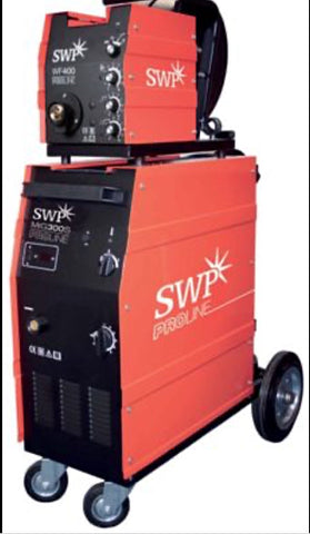 SWP 311 MIG WELDER WITH SEPERATE WIRE FEED UNIT