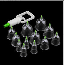 12pcs/set Asian cupping
