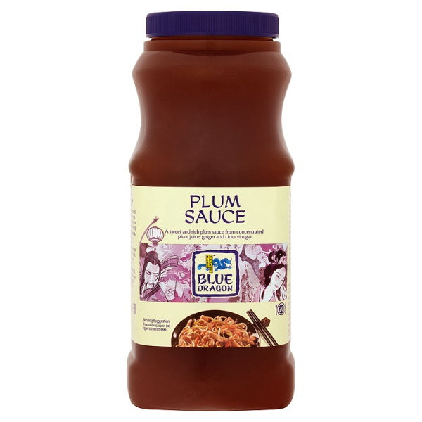 Blue Dragon Plum Sauce 1 Litre