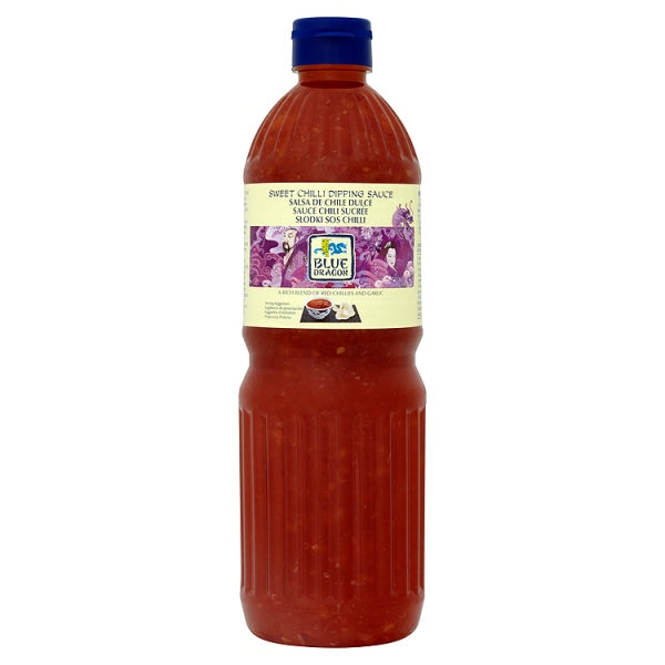Blue Dragon Sweet Chilli Dipping Sauce 1 Litre Bottle