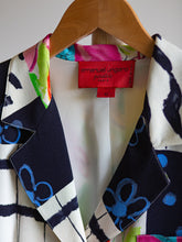Load image into Gallery viewer, Emanuel Ungaro vintage silk blazer - De'Žavu Boutique
