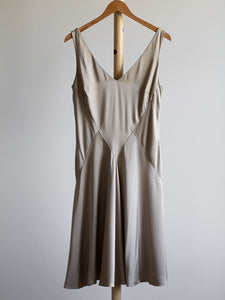 Ralph Lauren silk dress - De'Žavu Boutique