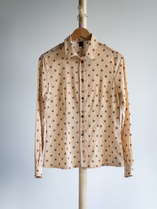 D&G beige shirt - De'Žavu Boutique