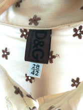 Load image into Gallery viewer, D&G beige shirt - De'Žavu Boutique
