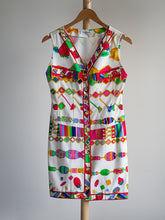 Load image into Gallery viewer, Leonard multicolor cotton dress - De'Žavu Boutique