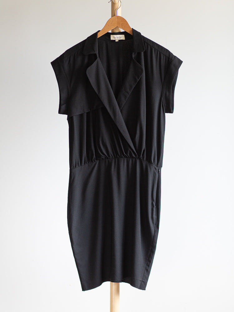 Paul & Joe black summer dress - De'Žavu Boutique