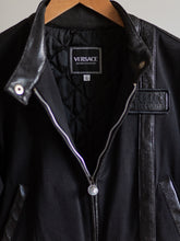 Load image into Gallery viewer, Versace Jeans Couture black jacket - De'Žavu Boutique