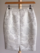 Load image into Gallery viewer, Christian Dior silver skirt - De'Žavu Boutique