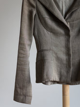 Load image into Gallery viewer, Narciso Rodriguez silk blazer - De'Žavu Boutique
