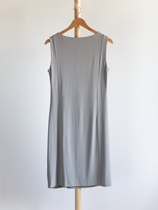Cappellini grey dress - De'Žavu Boutique