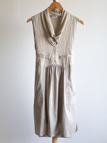 Brunello Cucinelli linen dress - De'Žavu Boutique