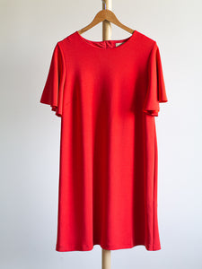 Phase Eight Red Dress - De'Žavu Boutique