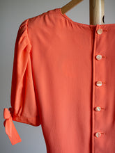 Load image into Gallery viewer, Emanuel Ungaro vintage orange dress - De'Žavu Boutique