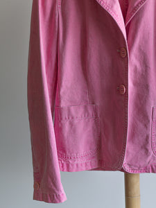 Weekend MaxMara pink blazer - De'Žavu Boutique