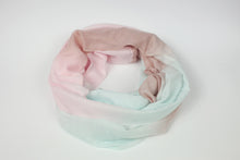 Load image into Gallery viewer, Printed Viscose Cotton Infinity Scarf - De'Žavu Boutique