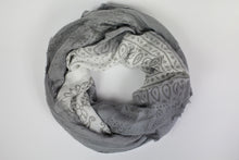 Load image into Gallery viewer, Printed  Mandala Cotton Viscose Scarf - De'Žavu Boutique