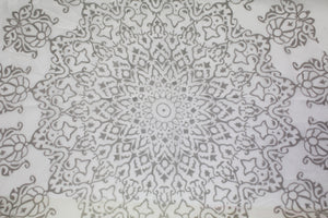 Printed  Mandala Cotton Viscose Scarf - De'Žavu Boutique