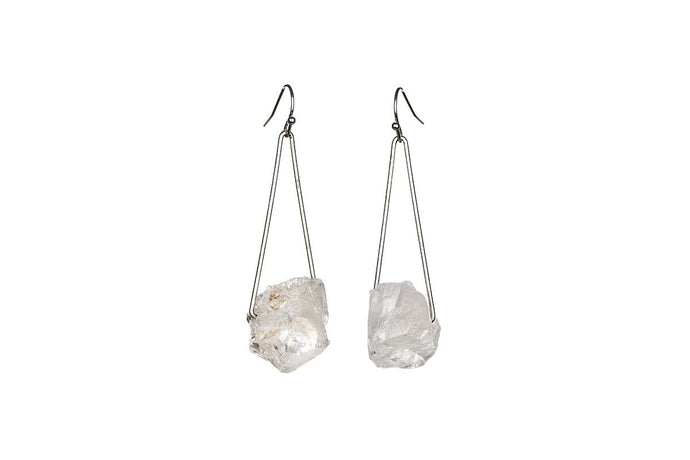 Large Earrings - De'Žavu Boutique