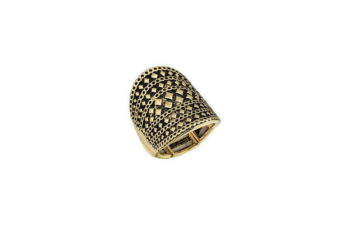 Stretchable Large Ring - De'Žavu Boutique
