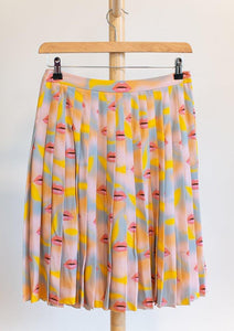 Prada Silk Skirt - De'Žavu Boutique