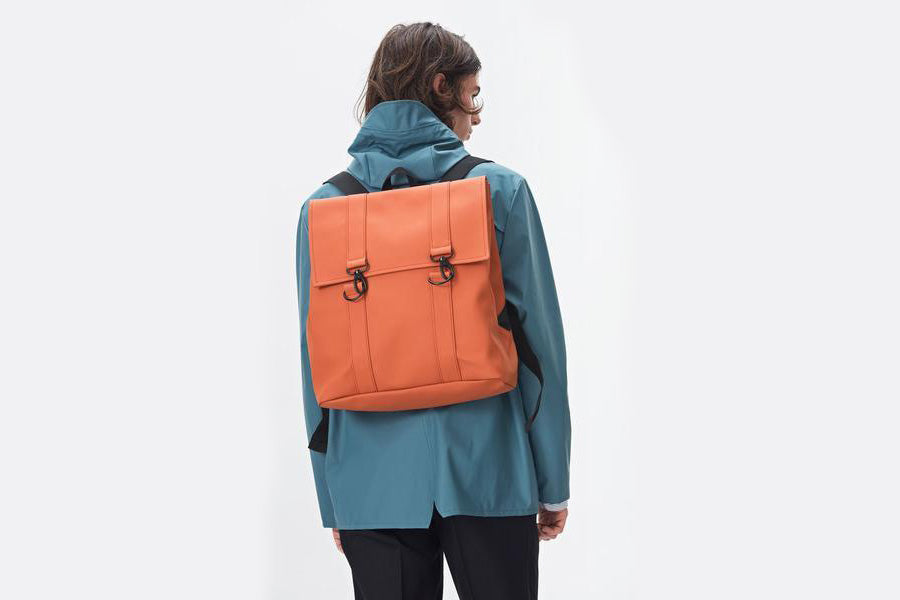 Rains Msn Bag Rust - De'Žavu Boutique