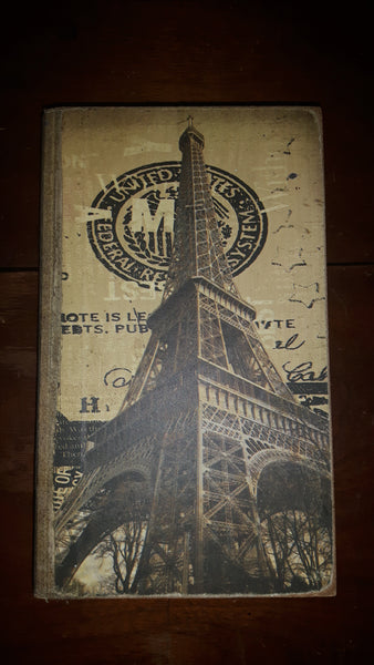 Collectible Paris Eiffel Tower Book Stash Box - Treasure Valley Antiques & Collectibles
