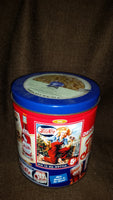 Collectible 1993 Pepsi Vintage Advertising History Sweet Expressions Popcorn Tin - Treasure Valley Antiques & Collectibles