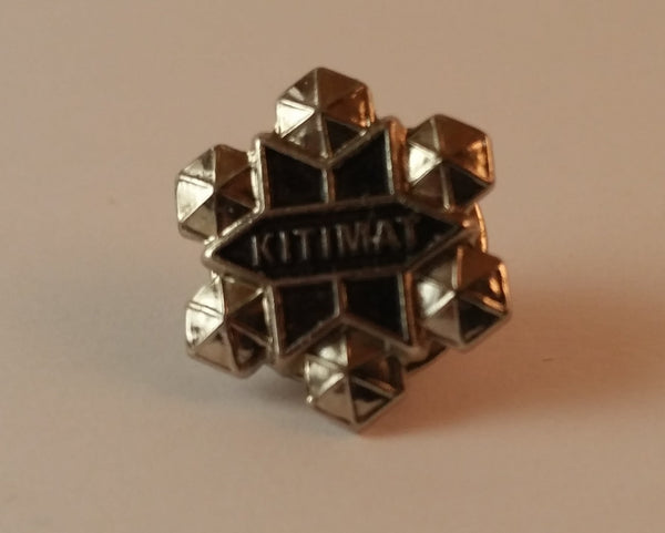 Vintage Kitimat British Columbia Souvenir Collector Pin - Treasure Valley Antiques & Collectibles