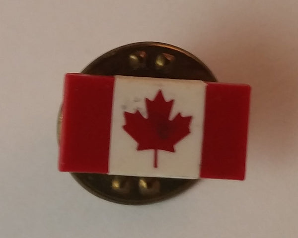 Canada Canadian Flag Collectible Pin - Treasure Valley Antiques & Collectibles