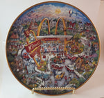McDonald's Golden Moments Franklin Mint Collector Plate by Bill Bell ***Stand not included*** - Treasure Valley Antiques & Collectibles