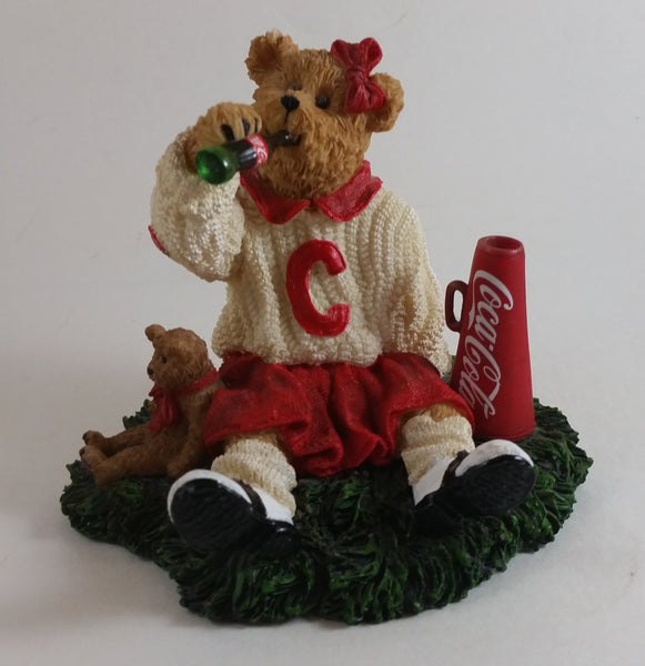 "Boyd's The Bearstone Collection ""Dinah... Give Me A C"" Coca Cola - #919938 2006"
