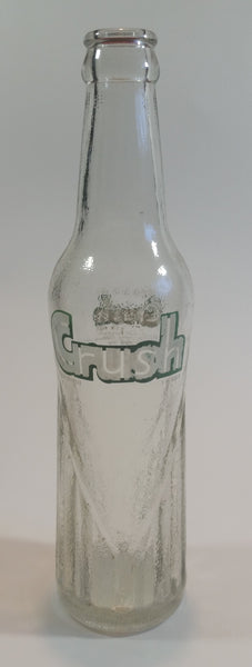 1956 Orange Crush Soda Pop Bottle 10oz Toronto Canada - Treasure Valley Antiques & Collectibles