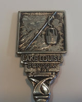 Vintage Lake Louise Alberta Gondola Lift Collectible Spoon Made in Holland - Treasure Valley Antiques & Collectibles