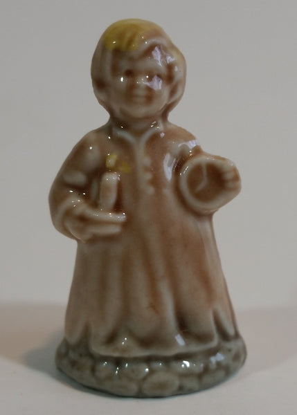 "Red Rose Tea ""Wee Willie Winkie"" Wade Figurine - Treasure Valley Antiques & Collectibles"