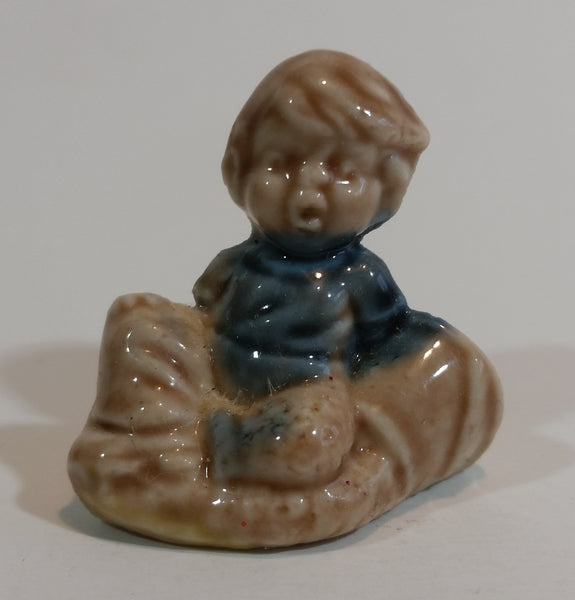 Wade Red Rose Tea Figurine Jack (From Jack and Jill) Nursery Rhyme - Treasure Valley Antiques & Collectibles