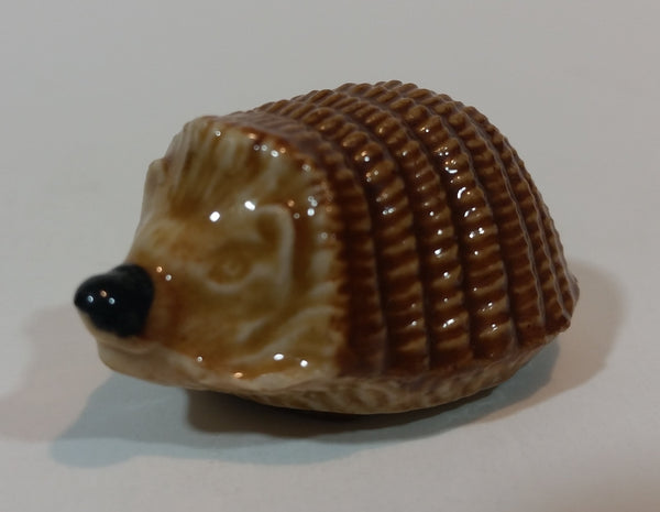 Red Rose Tea Hedgehog Wade England Figurine - Treasure Valley Antiques & Collectibles