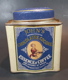 Vintage John's Unadulterated Chocolates, Cocoas Tin - Treasure Valley Antiques & Collectibles