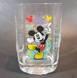 Collectible 2000 Mickey Mouse Fireworks Walt Disney World McDonald's Anniversary Glass - Treasure Valley Antiques & Collectibles