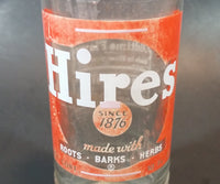 1950s Hires Root Beer 10 FL. Oz. Bottle - No City - Rare - Treasure Valley Antiques & Collectibles