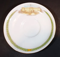 1930s Aynsley Bone China England Buckingham Palace Teacup Saucer
