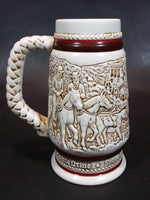 "1983 Avon Western Round-Up Chuck Wagon Cattle Drive 5"" Beer Stein - Treasure Valley Antiques & Collectibles"