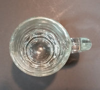 "1970s A & W Clear Glass 3 1/8"" Miniature Root Beer Mug - Treasure Valley Antiques & Collectibles"