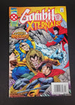 Marvel Comics - X-men Deluxe - Gambit And The Xternals The Age Of Apocalypse #2 Comic Book - April 1995 - Treasure Valley Antiques & Collectibles