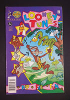 "DC Comics - Warner Bros. Family Entertainment - Looney Tunes Issue ""Hip Fab Fun"" # 13 April 1995 - Treasure Valley Antiques & Collectibles"