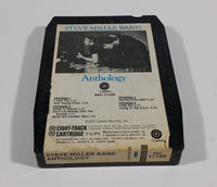 1972 Steve Miller Band Anthology 8 Track Tape -  Capitol Records - 8XC-11129 - Treasure Valley Antiques & Collectibles